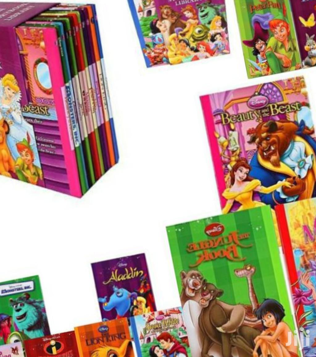 Kids Disney Mini Stories