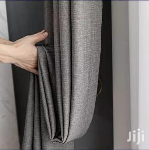 Linen Curtain Grey   Home Accessories for sale in Nairobi, Nairobi Central