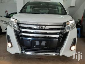 Toyota Noah 2014 White   Cars for sale in Mombasa, Mvita