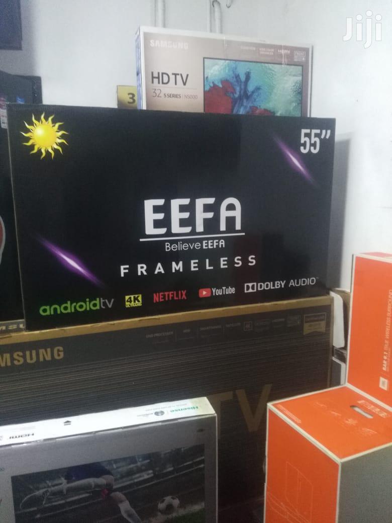 Eefa Smart TV 55 Inch