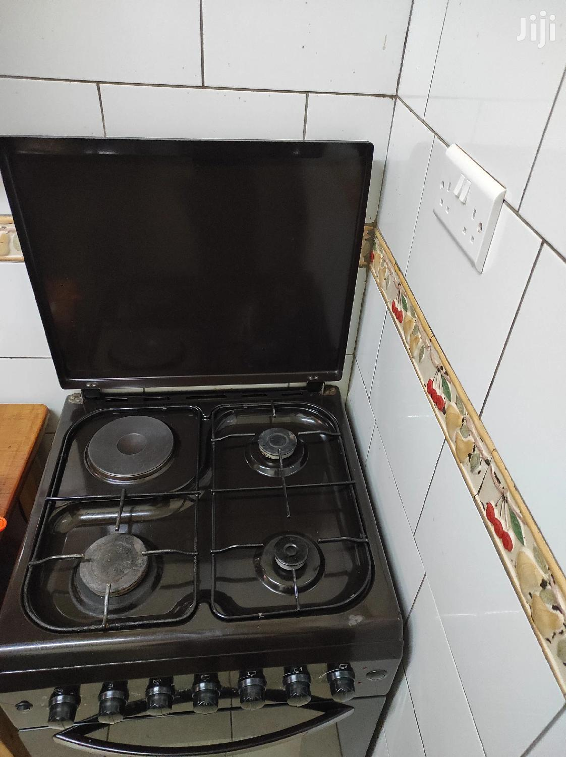 Archive: Ohms Four Electric , Gas Burner and Oven Cooker