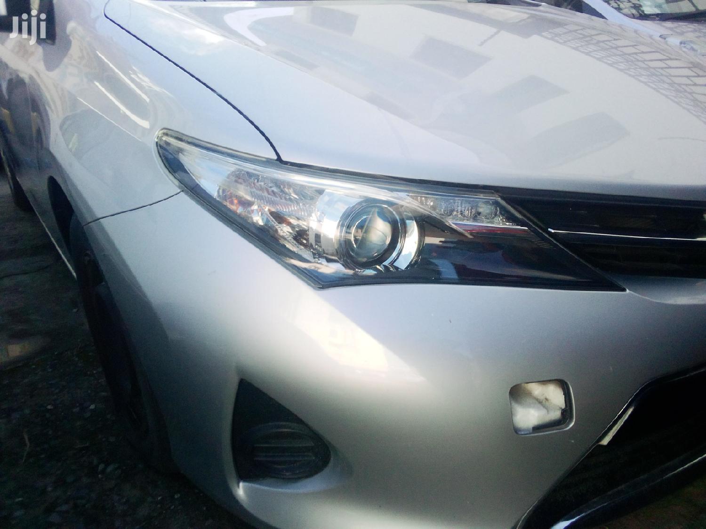 Toyota Auris 2014 Silver   Cars for sale in Tononoka, Mombasa, Kenya