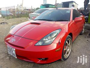 Toyota Celica 2004 GT Action Package Red   Cars for sale in Nairobi, Umoja