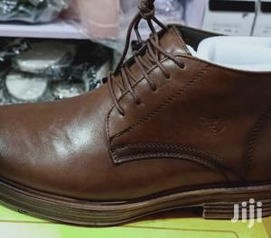 Cacatua Leather Official Boots | Shoes for sale in Nairobi, Nairobi Central