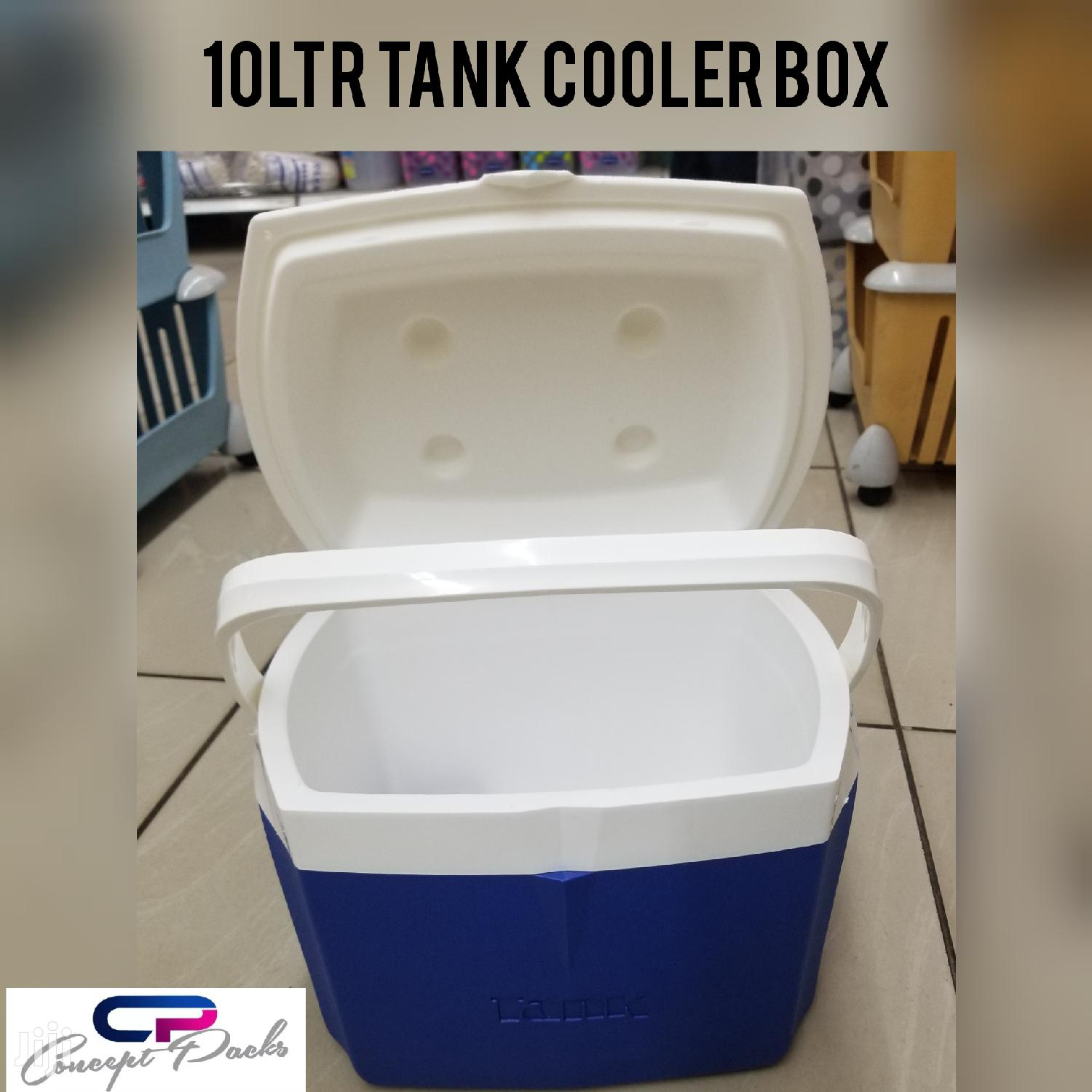 10 Ltrs Cooler Box Tank Brand. Quality Product.
