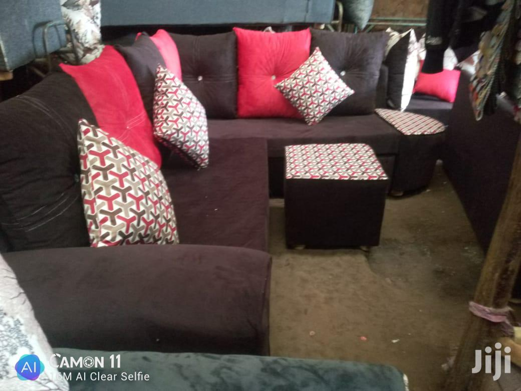 Unique L Shape Seat | Furniture for sale in Nairobi Central, Nairobi, Kenya