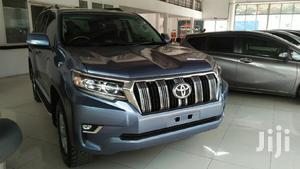 Toyota Land Cruiser Prado 2014 GXL Blue   Cars for sale in Mombasa, Tudor