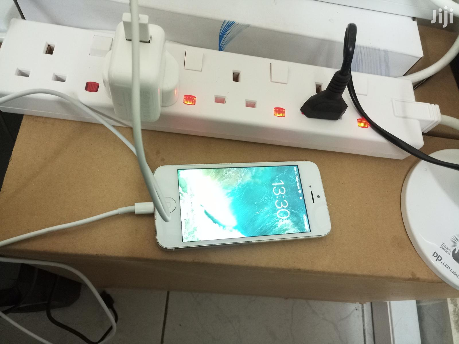 Apple iPhone 5s 16 GB White | Mobile Phones for sale in Central Kisumu, Kisumu, Kenya