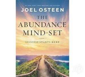 The Abundance Mind-set: Success Starts Here-joel Osteen | Books & Games for sale in Nairobi, Nairobi Central