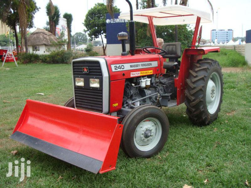 Massey Ferguson MF-240 Tractor 2020 Red For Sale