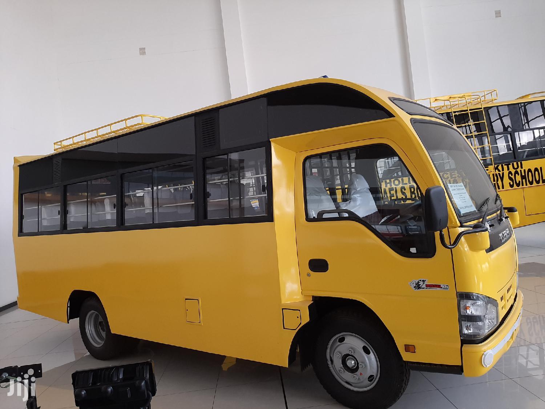 Archive: Isuzu NKR Bus
