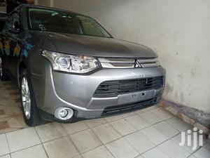 Mitsubishi Outlander 2014 Gray | Cars for sale in Mombasa, Mvita