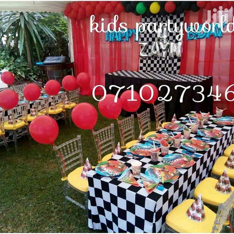 Archive: Themed Party, Birthday Decorations,Theme Decor for Hire