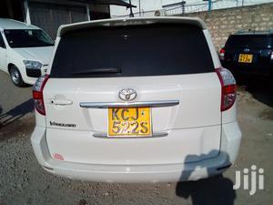 Toyota Vanguard 2009 White | Cars for sale in Mombasa, Tononoka