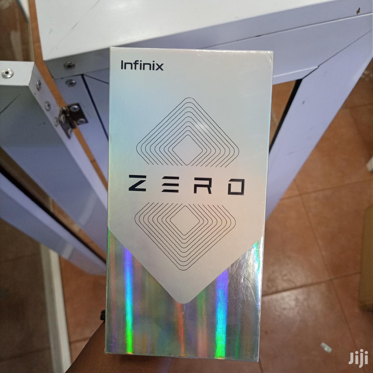 New Infinix Zero 8 128 GB Black | Mobile Phones for sale in Nairobi Central, Nairobi, Kenya