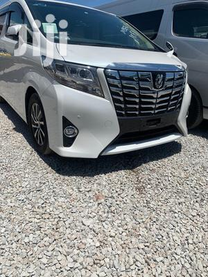 Toyota Alphard 2015 White   Cars for sale in Mombasa, Mvita