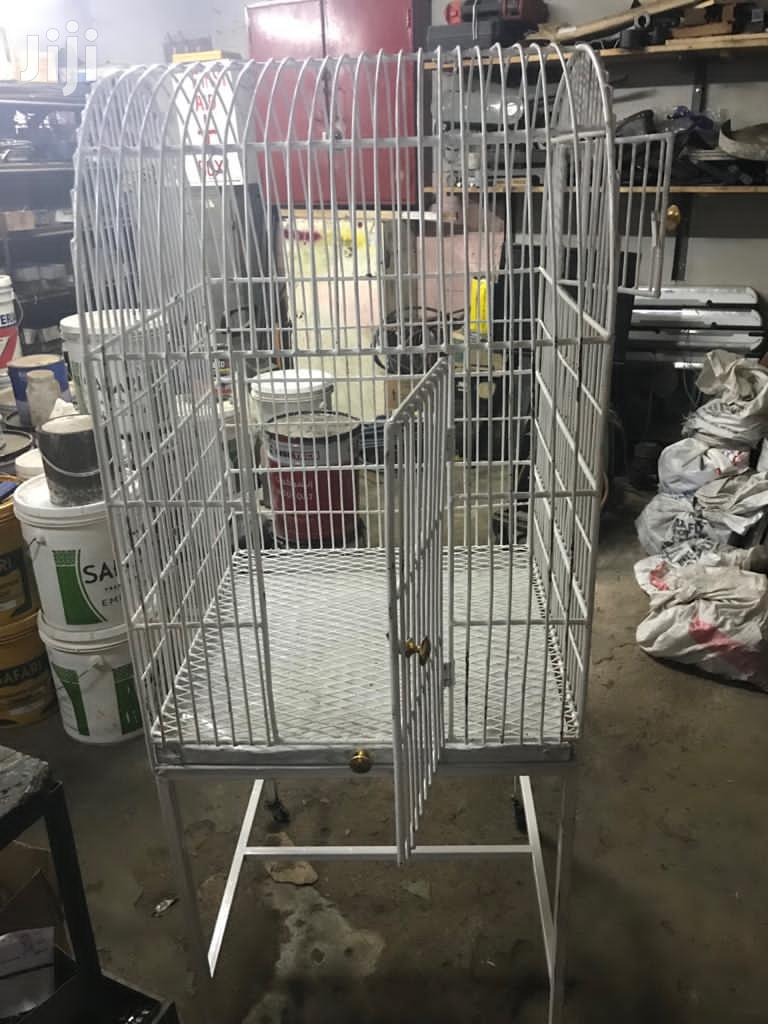 Archive: Customized Bird Cage