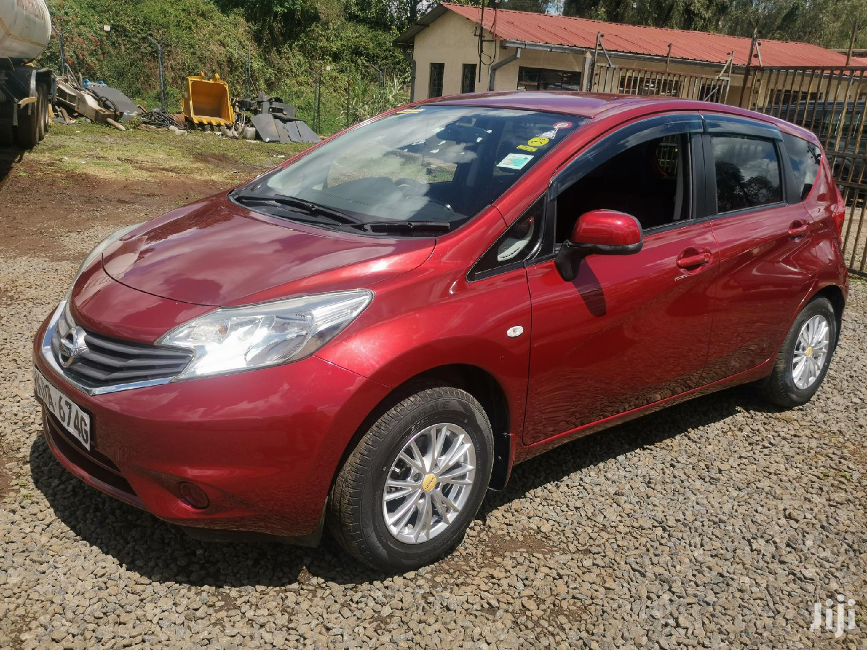 Nissan Note 2013 Red | Cars for sale in Nairobi Central, Nairobi, Kenya