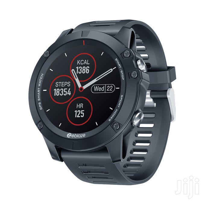 2020 Newest Zeblaze VIBE 3 GPS Smartwatch Heart Rate Multi S | Watches for sale in Embakasi, Nairobi, Kenya