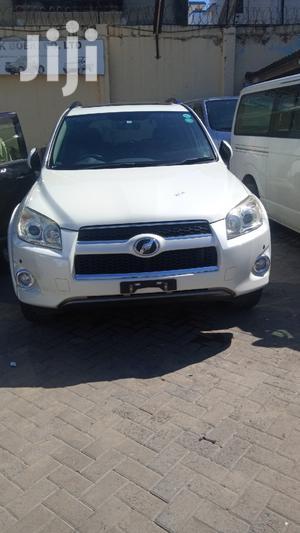 Toyota RAV4 2013 White | Cars for sale in Mombasa, Mvita