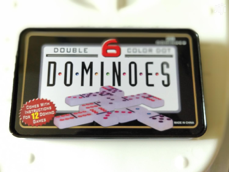 Double 6 Colour Dot Dominoes | Books & Games for sale in Nairobi Central, Nairobi, Kenya