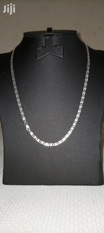 Archive: Pure Silver Chain for Men