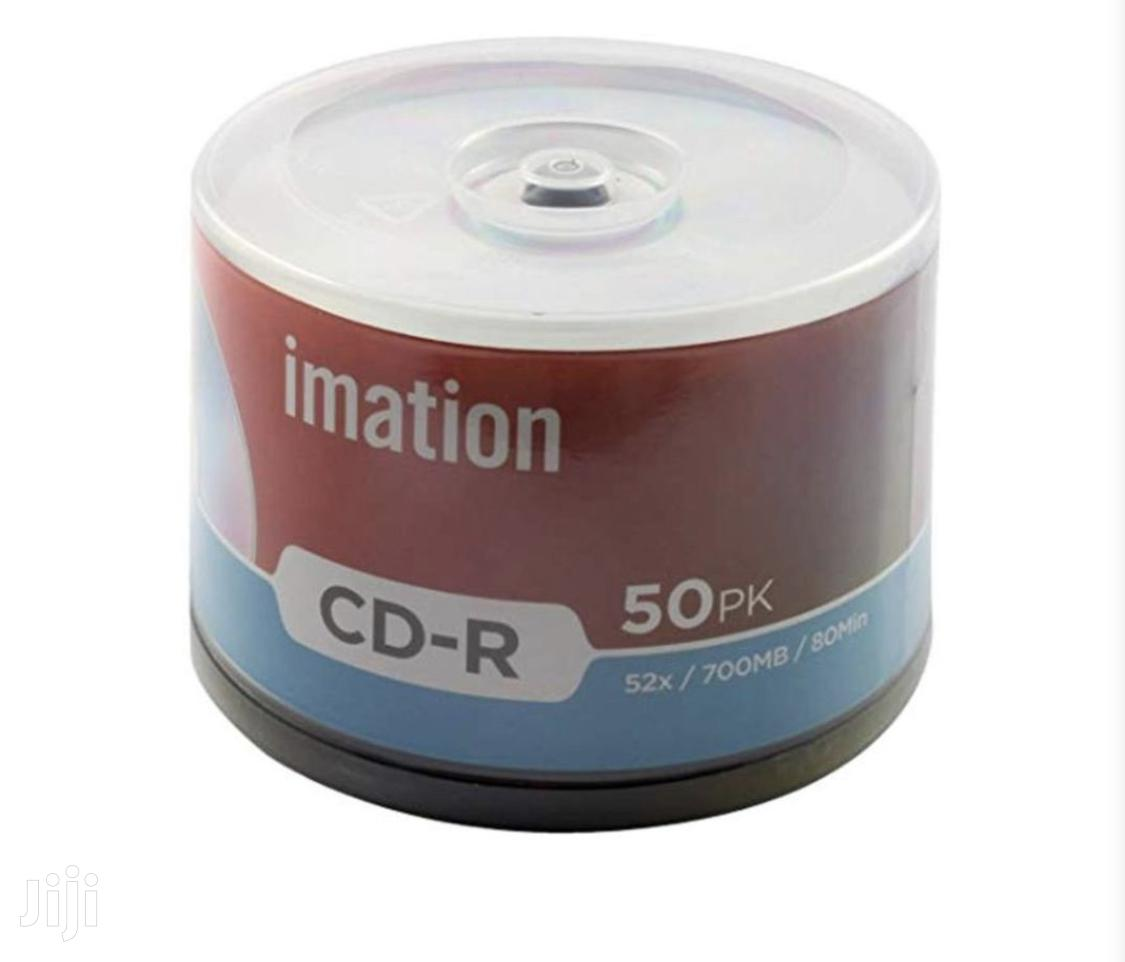 Archive: Cds And Rewritable Dvds