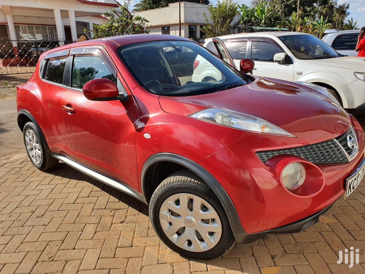 Nissan Juke 2013 Red | Cars for sale in Mvita, Mombasa, Kenya