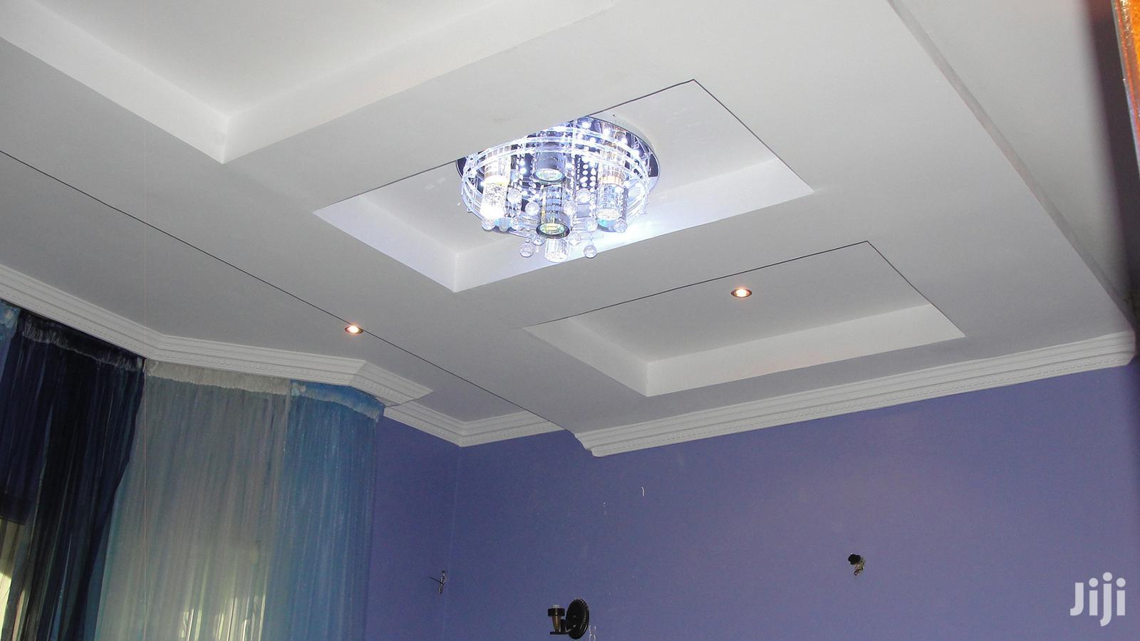 Gypsum Ceiling Designs Supply and Fix 3500/Sqm