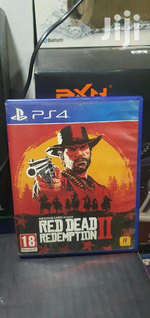 Red Dead Redemption 2 Ps4 | Video Games for sale in Nairobi, Nairobi Central