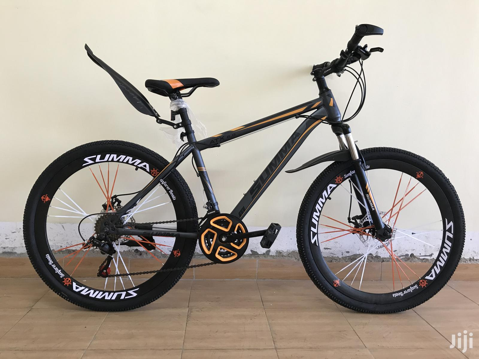 Size 26 Inch Mountain Bike Bicycle