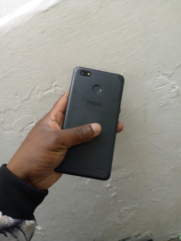 Tecno Spark K7 16 GB Black