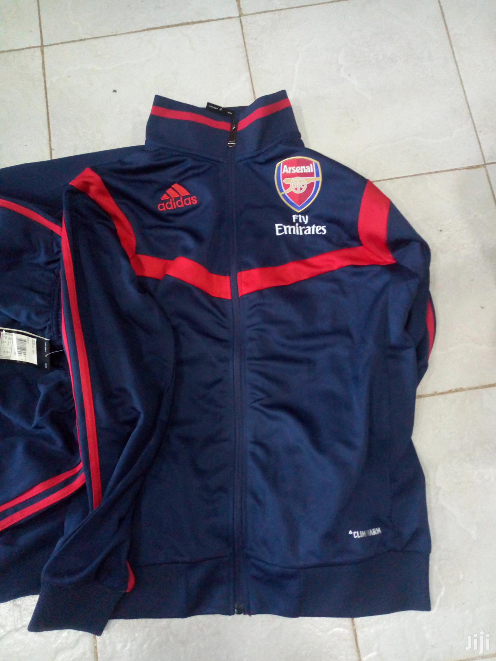 Archive: Arsenal Tracksuits Adidas, Gym Wear