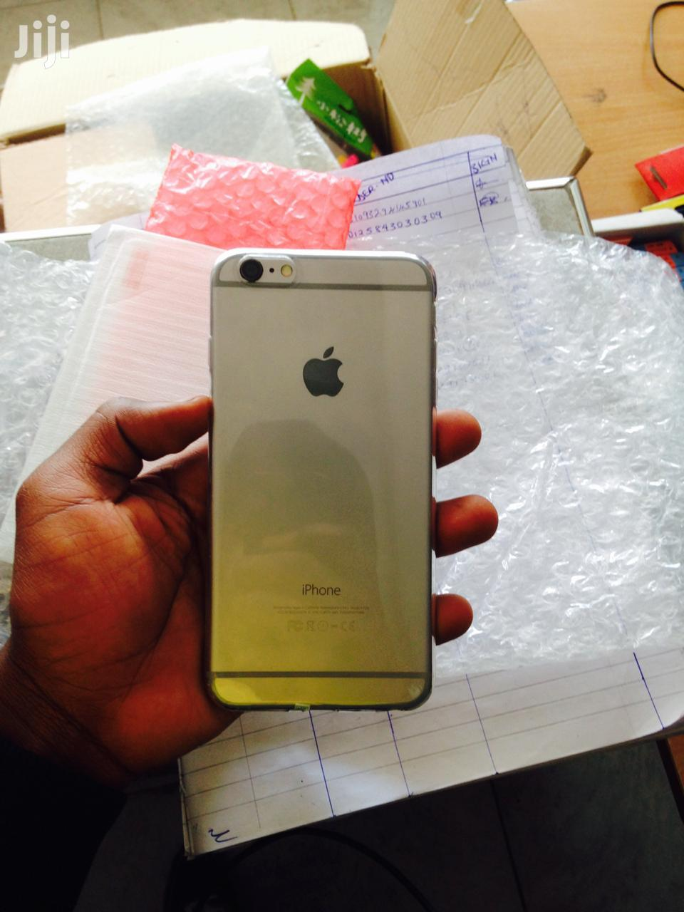 Archive: New Apple iPhone 6 Plus 16 GB Silver