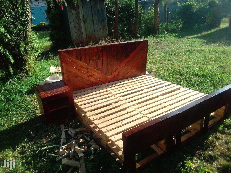 Pallet Beds | Furniture for sale in Kabete, Kiambu, Kenya