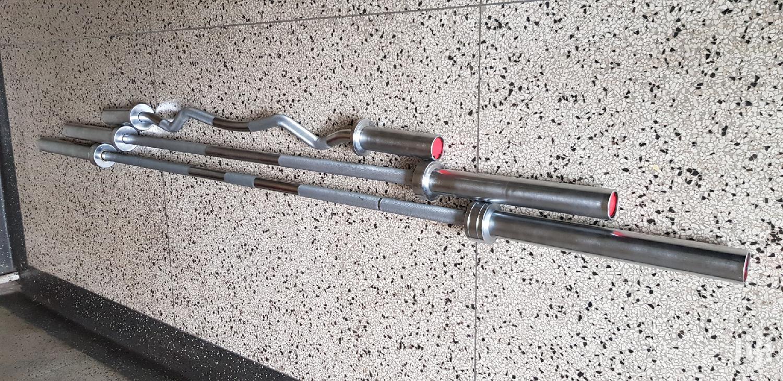 1.2m Ez-Curl Olympic Barbell Rod   Sports Equipment for sale in Nairobi Central, Nairobi, Kenya
