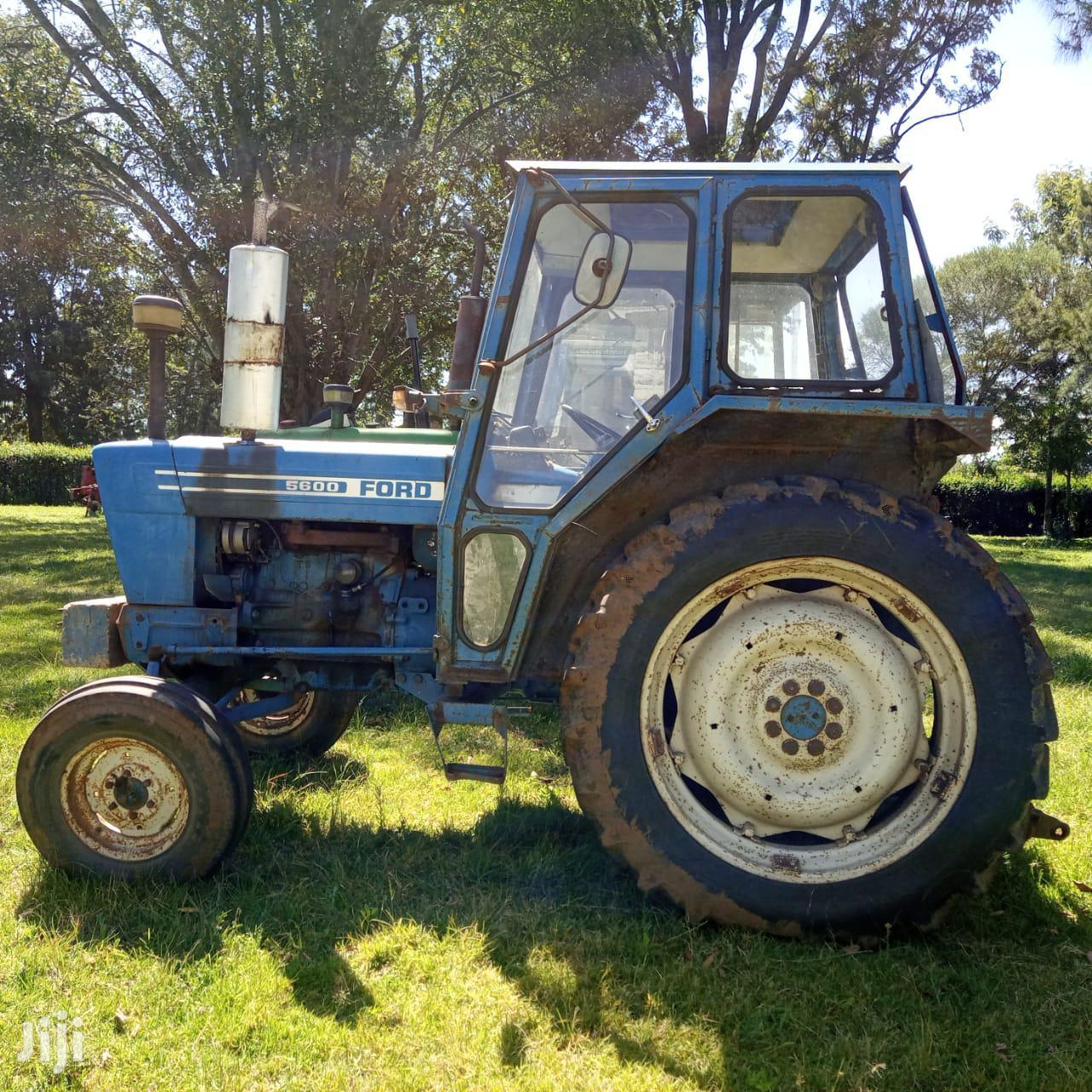 Ford 5600 Tractor | Heavy Equipment for sale in Njoro, Nakuru, Kenya