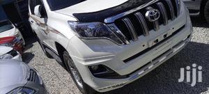 Toyota Land Cruiser Prado 2012 ALTITUDE White | Cars for sale in Mombasa, Mvita