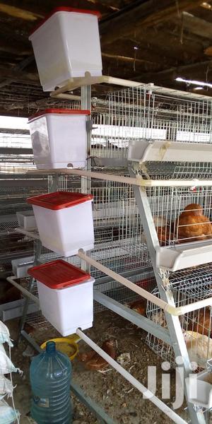 Chicken Cages   Farm Machinery & Equipment for sale in Nairobi, Imara Daima