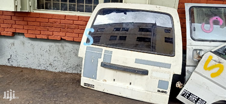 Archive: Boot Door Nissan Matatu