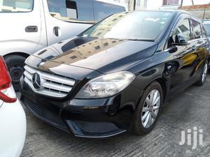 Mercedes-Benz B-Class 2015 Black | Cars for sale in Mombasa, Mvita