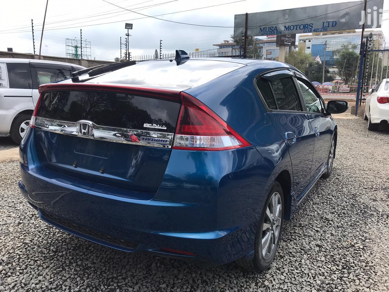 Honda Insight EX 2012 Blue | Cars for sale in Kilimani, Nairobi, Kenya