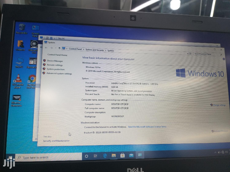 Laptop Dell Latitude E3330 4GB Intel Core i3 HDD 320GB | Laptops & Computers for sale in Nairobi Central, Nairobi, Kenya