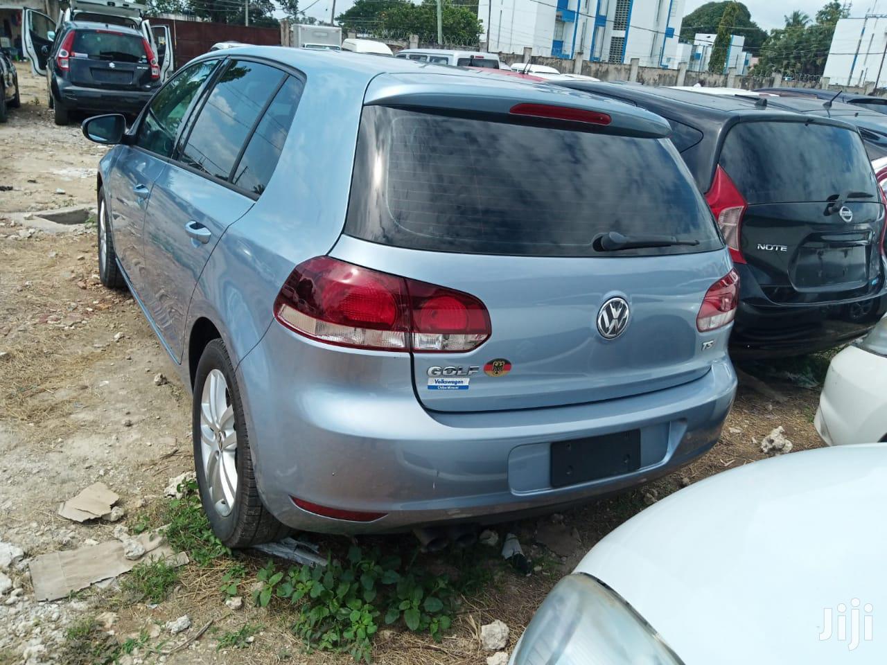 Volkswagen Golf 2014 Blue   Cars for sale in Mvita, Mombasa, Kenya