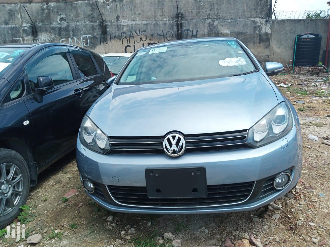 Volkswagen Golf 2014 Blue