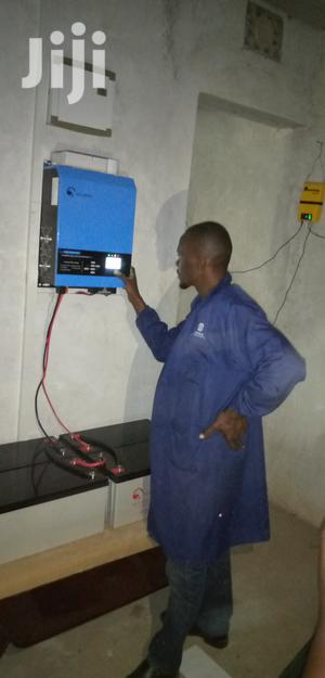 4kva Solar Lighting System | Solar Energy for sale in Busia, Malaba Central