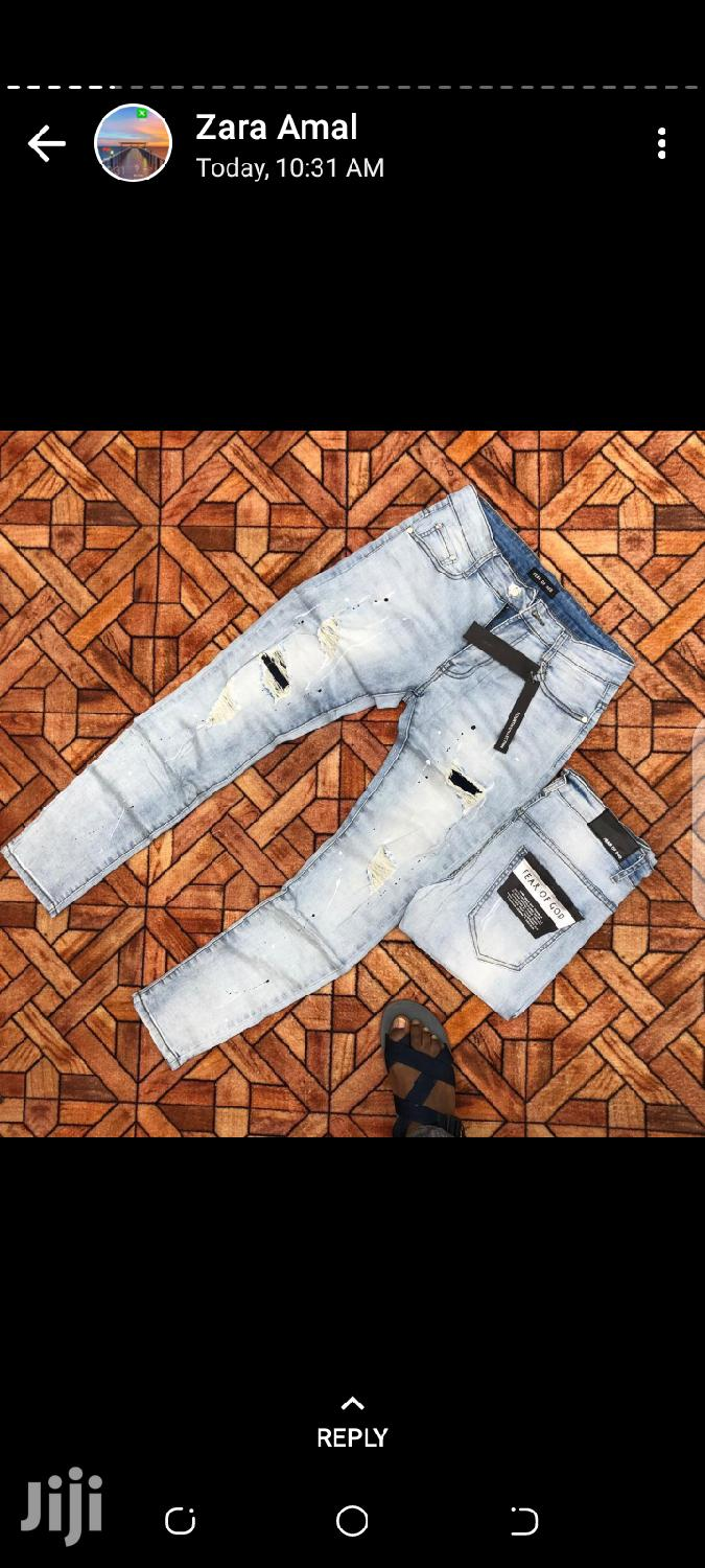Archive: Jeans Trousers Available