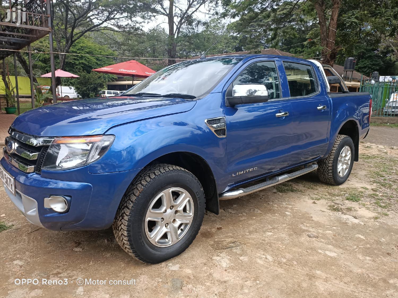 Ford Ranger 2013 Blue | Cars for sale in Nairobi Central, Nairobi, Kenya