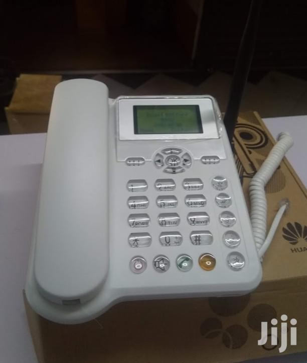 GSM Fixed Landline Wireless Desktop Phone