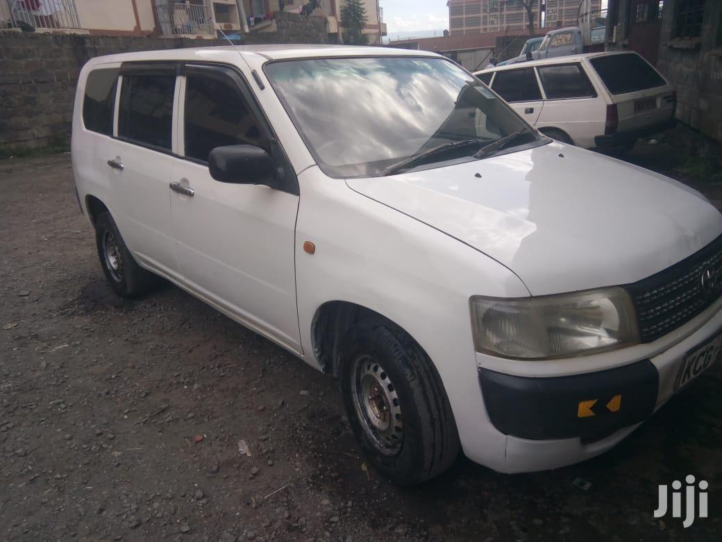 Toyota Probox 2007 White